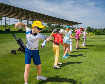 Golf Injury Prevention